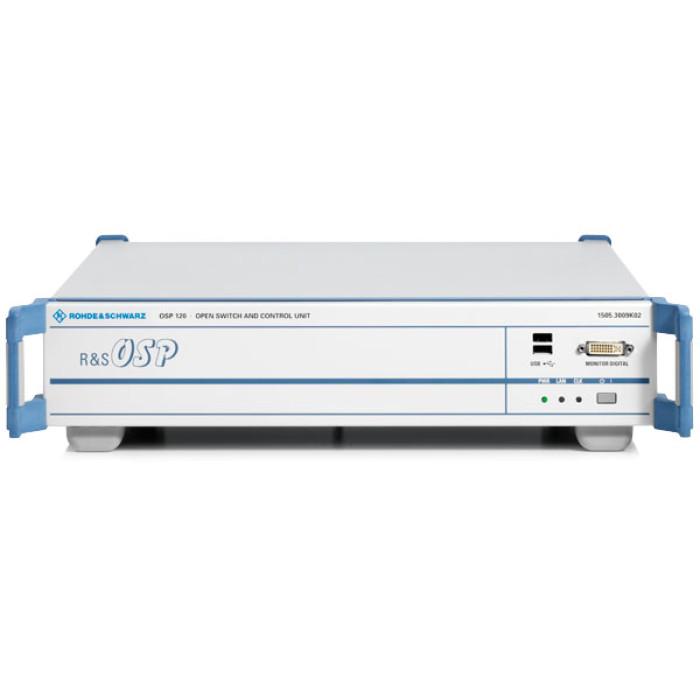 Модульная платформа Rohde & Schwarz OSP120