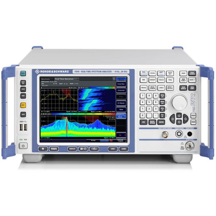 Анализатор сигналов и спектра Rohde & Schwarz FSVR30
