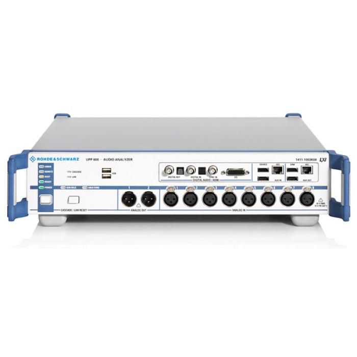 Аудиоанализатор Rohde & Schwarz UPP800