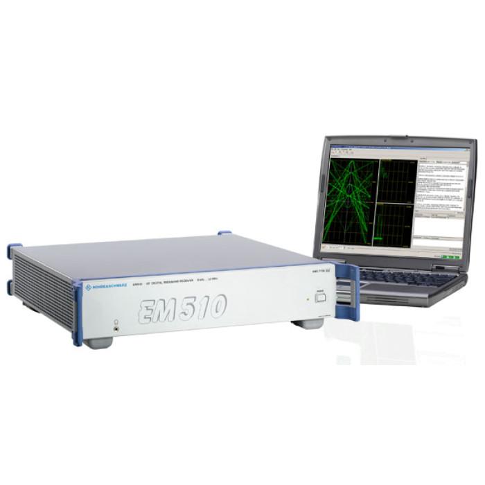 ПО для анализа и обработки сигналов на компьютере Rohde & Schwarz AMMOS GX430