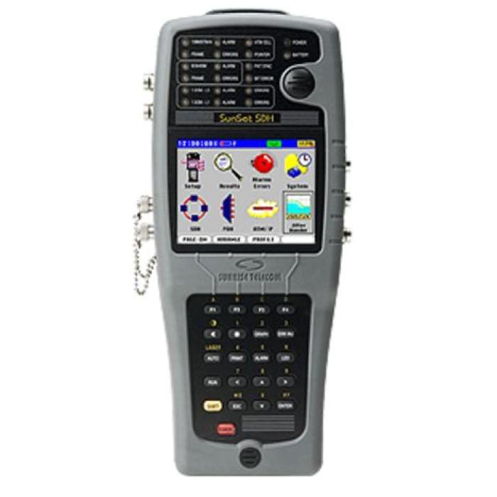 Анализатор параметров сигналов ИКМ и передачи данных SunSet E20