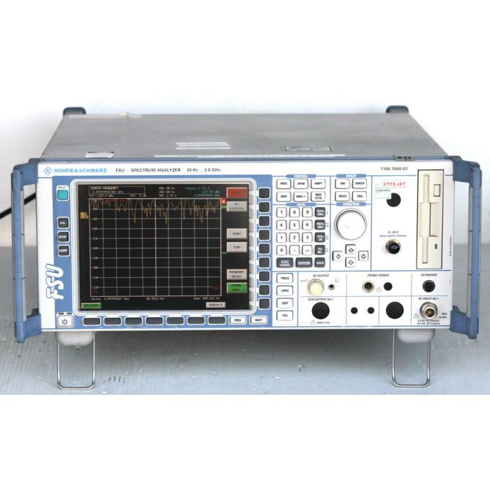 Анализатор сигналов и спектра Rohde & Schwarz FSU3