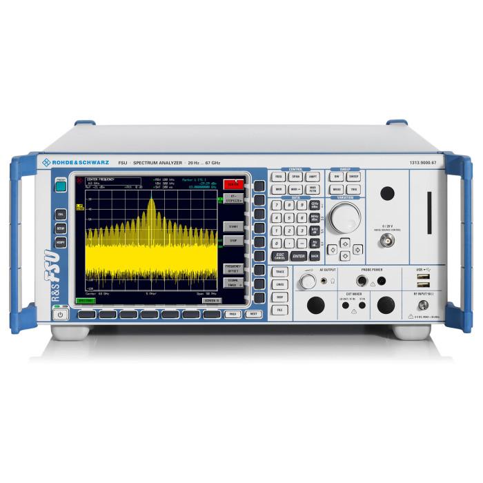 Анализатор сигналов и спектра Rohde & Schwarz FSU67