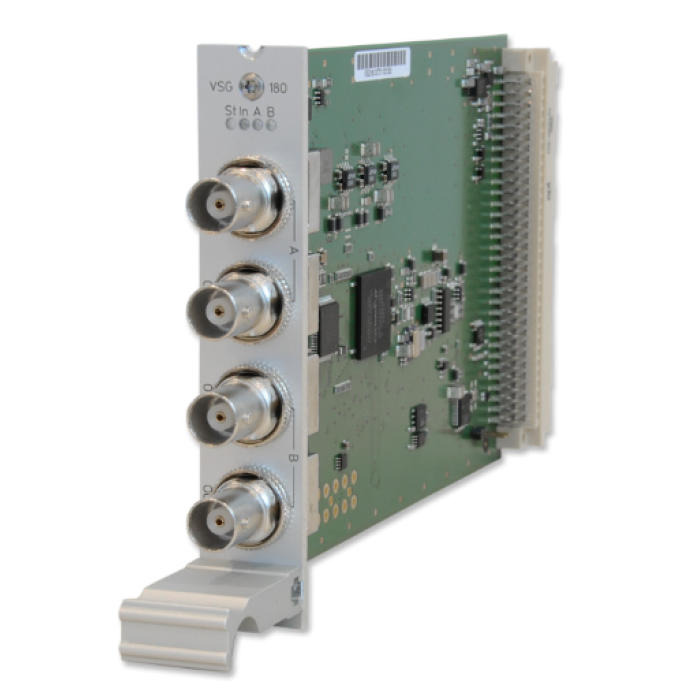 Студийный генератор точного времени IMS-VSG для видеосинхронизации от Meinberg