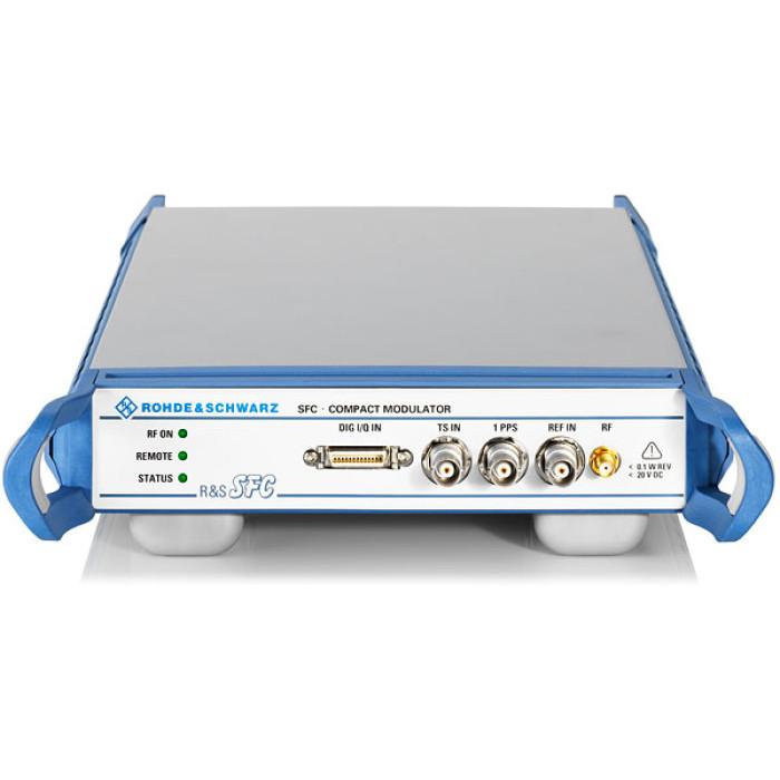 Компактный модулятор Rohde & Schwarz SFC