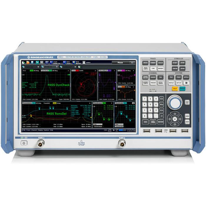 Векторный анализатор цепей Rohde & Schwarz ZNB40