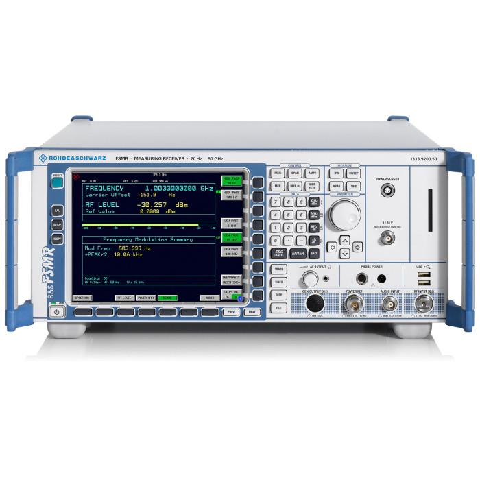 Анализатор сигналов и спектра Rohde & Schwarz FSMR43