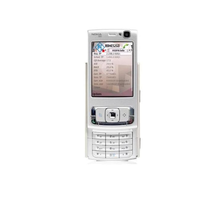 Система мобильного тестирования 3GPP Rohde & Schwarz ROMES2GO N95