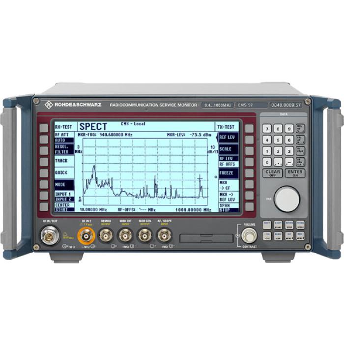Радиокоммуникационный сервисный монитор Rohde & Schwarz CMS54/57