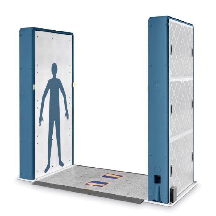 Досмотровый сканер безопасности (Full Body Scanner) R&S QPS200