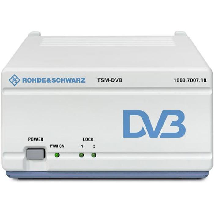 Тестовый приемник DVB-T/H с несколькими антеннами Rohde & Schwarz TSM-DVB