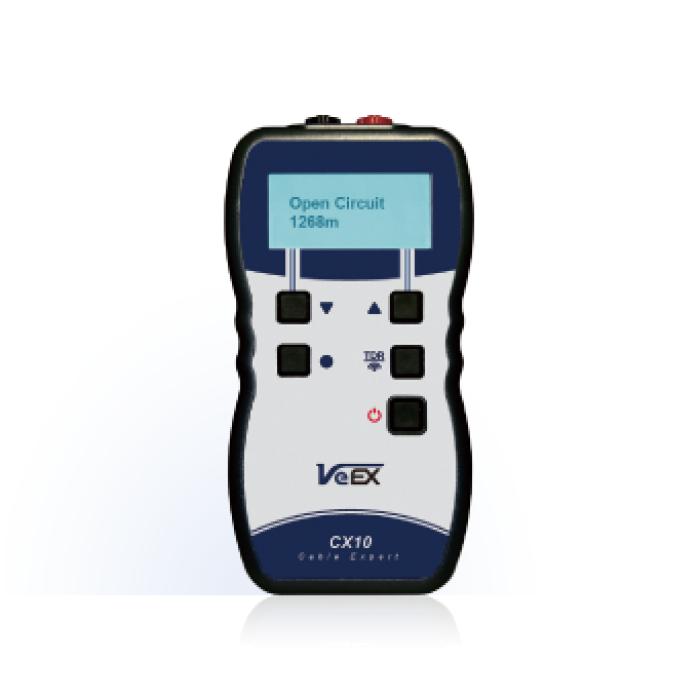 Тестер для кабельных сетей VeEX CX10/CX10+