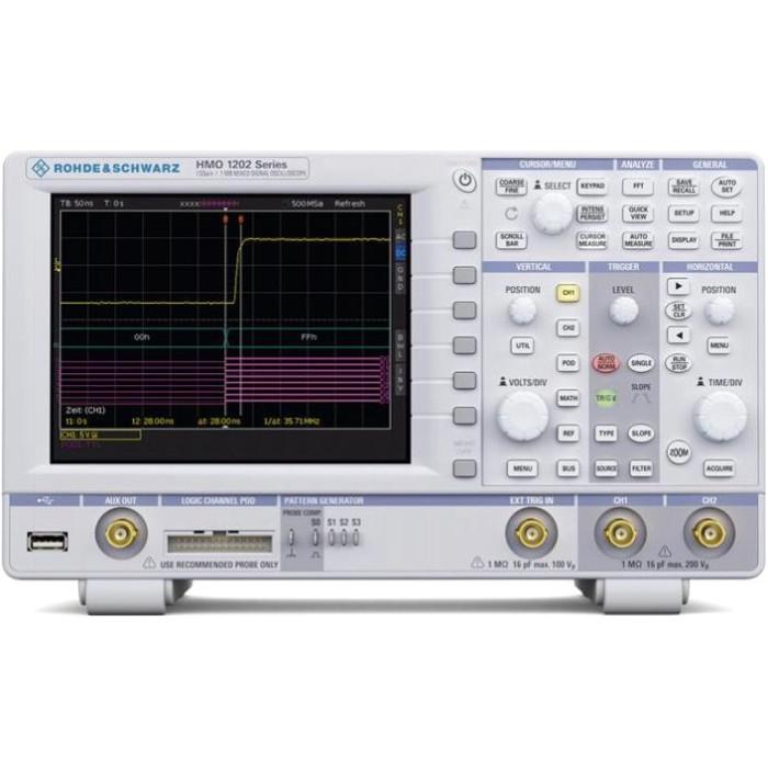Цифровой осциллограф Hameg HMO1202