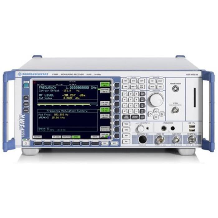 Анализатор сигналов и спектра Rohde & Schwarz FSMR3