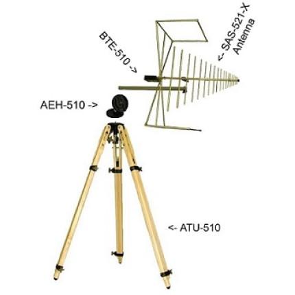Билогопериодическая антенна A. H. Systems SAS-521F-7