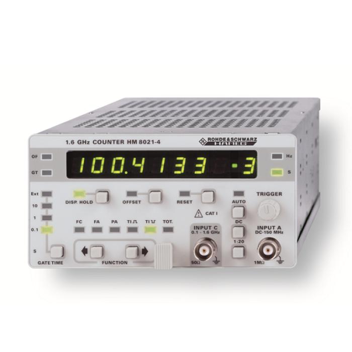 Универсальный частотомер НМ8021-4