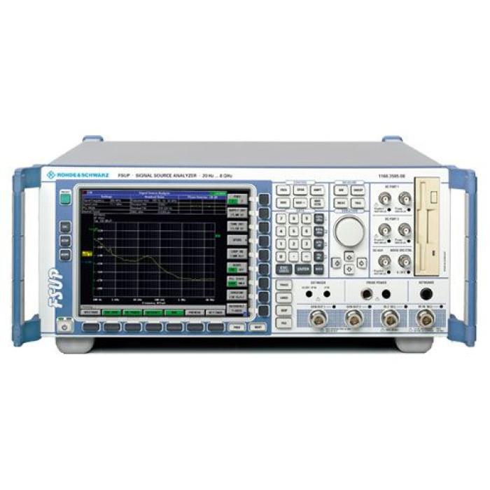 Анализатор сигналов и спектра Rohde & Schwarz FSUP8
