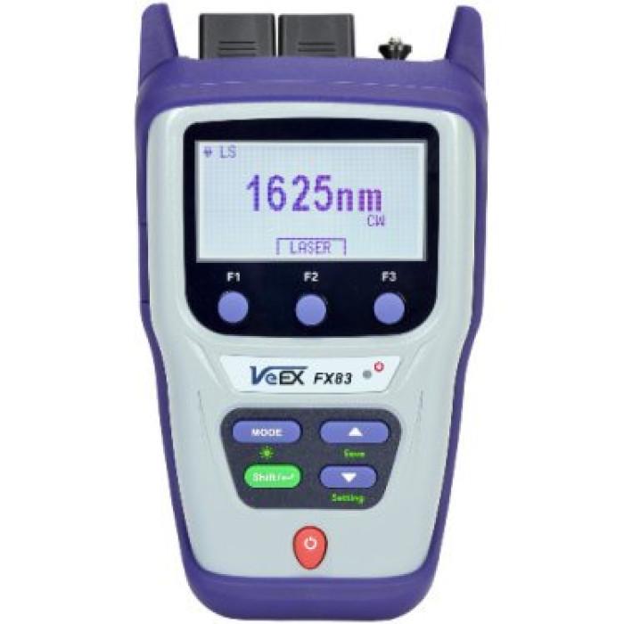 Источник лазерного излучения (OLS) FX83 от VeEX