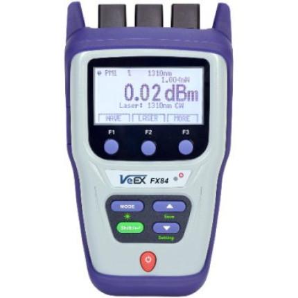 Измеритель оптических потерь (OLTS) FX84 от VeEX