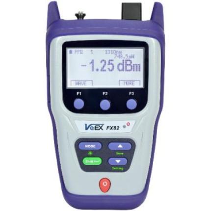 Измеритель оптической мощности (OPM) FX82 от VeEX