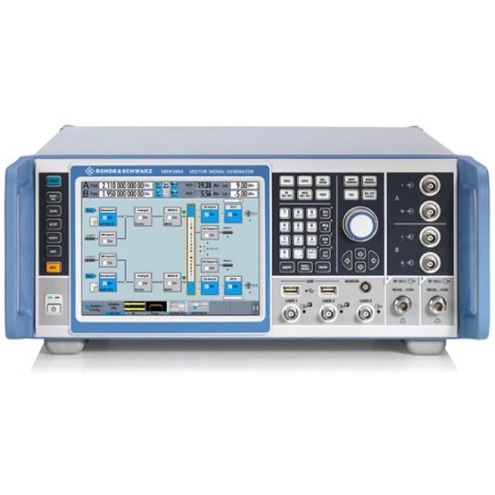 Векторный генератор сигналов Rohde & Schwarz SMW200A